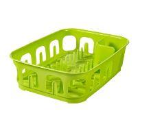 Odkapávač obdelníkový zelený
