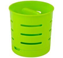 Odkapávač na příbory zelený