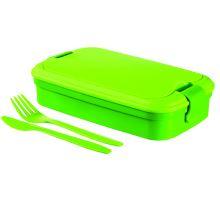 Picnic box Lunch & go zelený