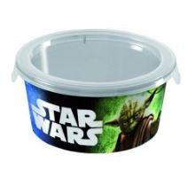 Dóza kulatá 0,5l Star Wars