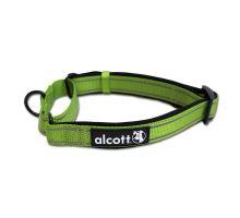 Alcott martingale obojek pro psy zelený, velikost M