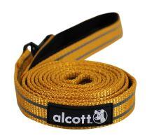 Alcott vodítko pro psy oranžové, velikost M