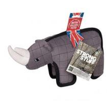 Hračka vysoce odolný materiál nosorožec 32cm