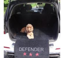 PET REBELLION- Ochranný potah do kufru a na nárazník, 100x155cm